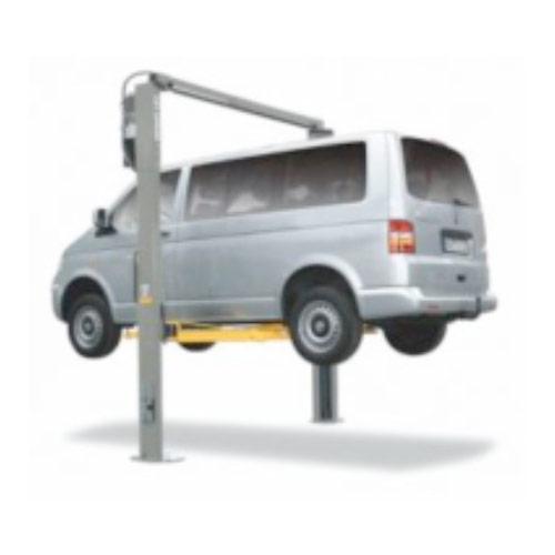 Rotary 3 tonne 2 post lift