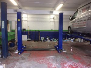 2 Post Car Lift Car Ramps For Sale Ags Garage Equipment Batley Uk
